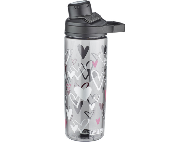 CamelBak Chute Mag LTD Bottle 600ml Sketched Hearts